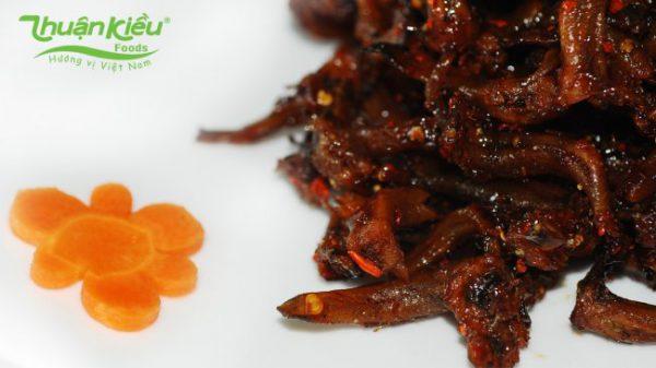 Cơm cá bống dừa